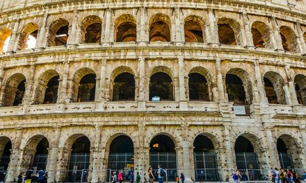 History of the Colosseum in Rome