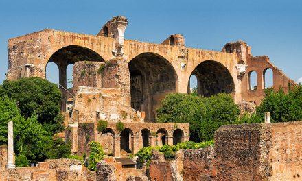 Basilica of Maxentius & Constantine in the Roman Forum