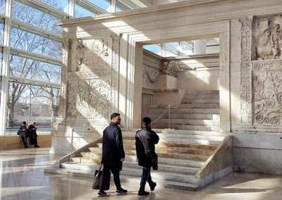 Ara Pacis Augustae, Significance & History