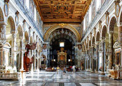Aracoeli Church Rome Info & Hours