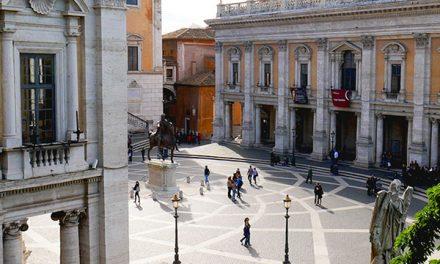Capitoline Hill & Piazza del Campidoglio