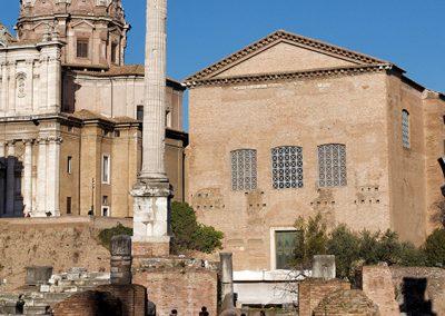 Curia Julia: The Senate House Of Ancient Rome