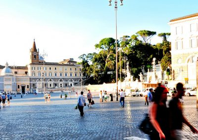Piazza del Popolo, Facts, History & Legends