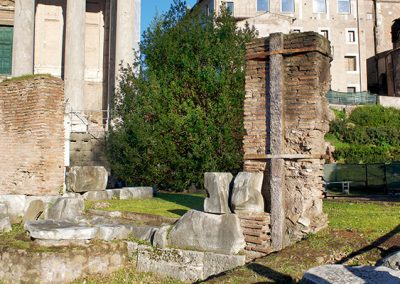 Regia Palace: the First House of Rome's Kings