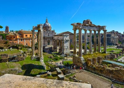 Roman Forum: Facts & History
