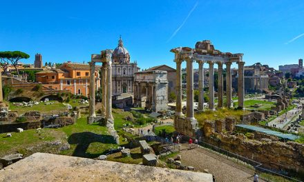 Roman Forum: Facts & History