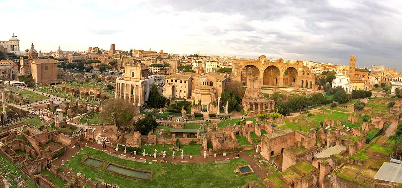 Rome Self Guided Tour - Colosseum & Ancient Rome | Roma Wonder