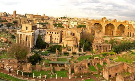 The Roman Forum in Rome Info & Tips