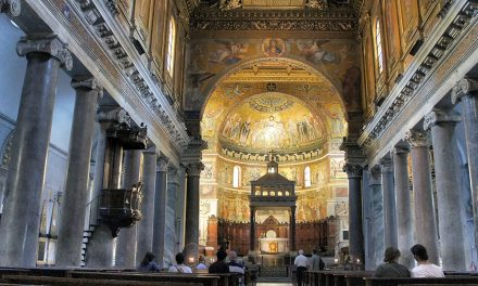 Church Santa Maria in Trastevere Info & Opening Hours