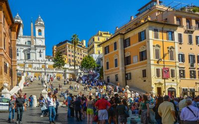 Discovering Rome's Squares & Fountains