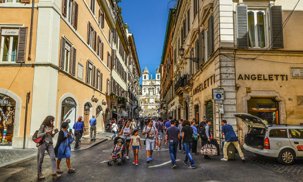 5 Incredible Facts about Trinità dei Monti