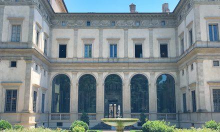 Villa Farnesina Frescoes Explained