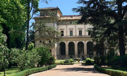 Villa Farnesina in Rome
