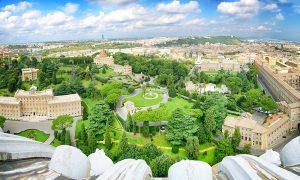 Gardens Vatican City