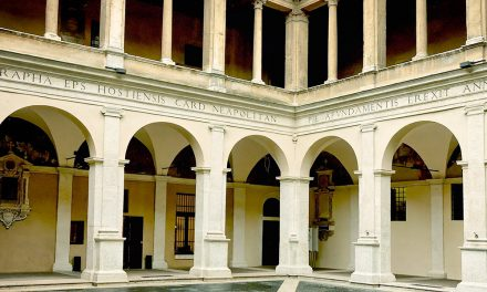 Bramante Cloister History & Opening Hours