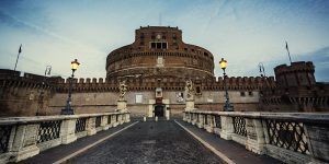 Castel Sant Angelo and Bridge