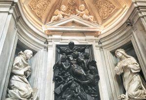 Chigi Chapel Santa Maria della Pace