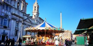 Christmas Market Piazza Navona