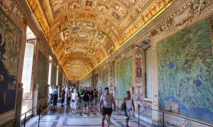 Gallery of Maps Vatican Museums
