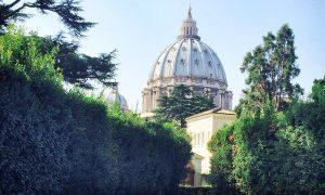 Secret Garden, Vatican Gardens