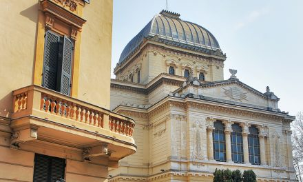 Great Synagogue of Rome & Jewish Museum