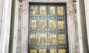 Holy Doors St Peter's Basilica