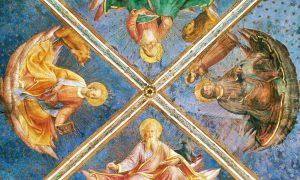 Nicholas V Chapel Vatican Museums