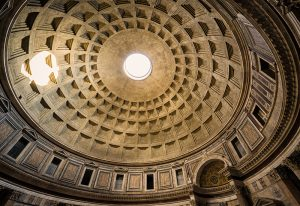 Pantheon Dome and Oculus