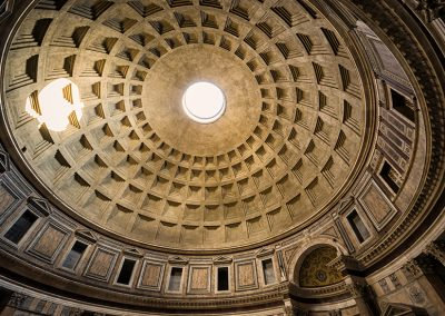 The Pantheon: Facts and History