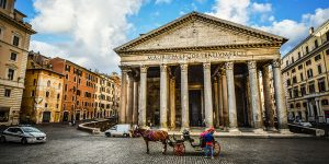 Pantheon Rome, facts and history