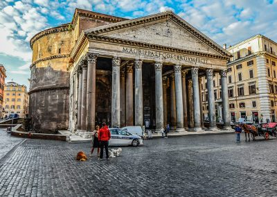 Pantheon Info & Opening Hours