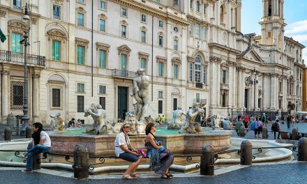 Piazza Navona Information & Location