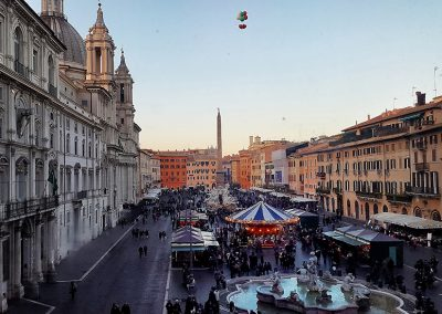 Piazza Navona Facts & History