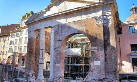 Porticus Of Octavia