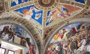 Raphael's Rooms Vatican