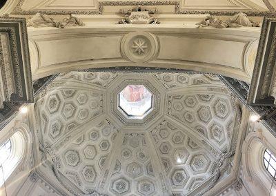 Santa Maria della Pace & Raphael's frescoes