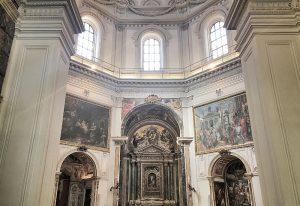 Santa Maria della Pace, Rome, Inner Structure