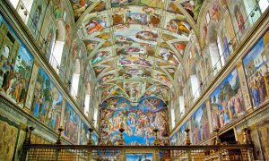 Sistine Chapel Last Judgement