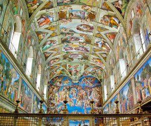 Sistine Chapel Last Judgement