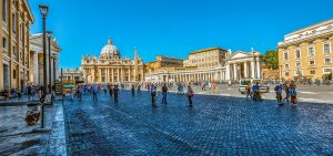 St Peter Basilica in Rome