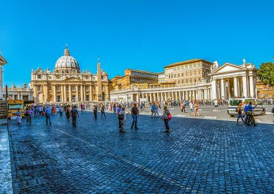 Visiting St. Peter's Basilica: Tickets & Hours