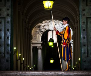 Vatican Guards
