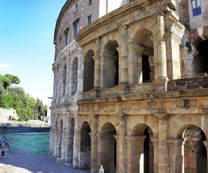 Teatro di Marcello Facts and History