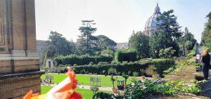 Vatican Gardens, Vatican museums rome italy