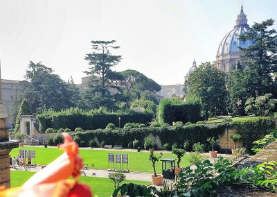 Vatican Gardens: Tour Fees & Hours