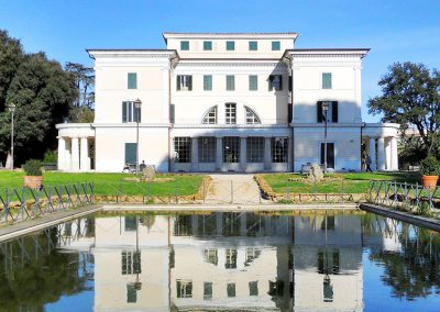 Villa Torlonia Park Location & Hours