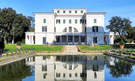 Villa Torlonia Park Location & Hours