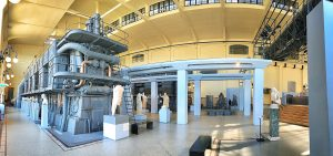 Centrale Montemartini Museum Rome Italy
