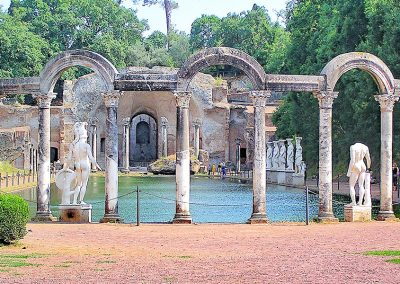 Hadrian's Villa in Tivoli, Information, Hours & Tips