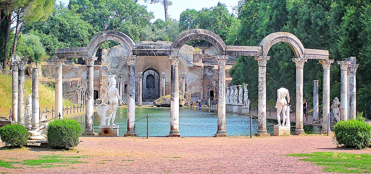 Hadrian's Villa/LGBTQ+ Pride/Monuments and Memorials That Stand For LGBTQ+ Pride